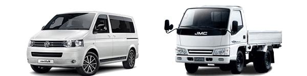 Баланс/Установка: cмена колес в сборе - минибус, грузовик