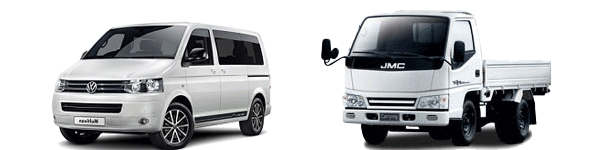 Переобувка шин: минибус, грузовик